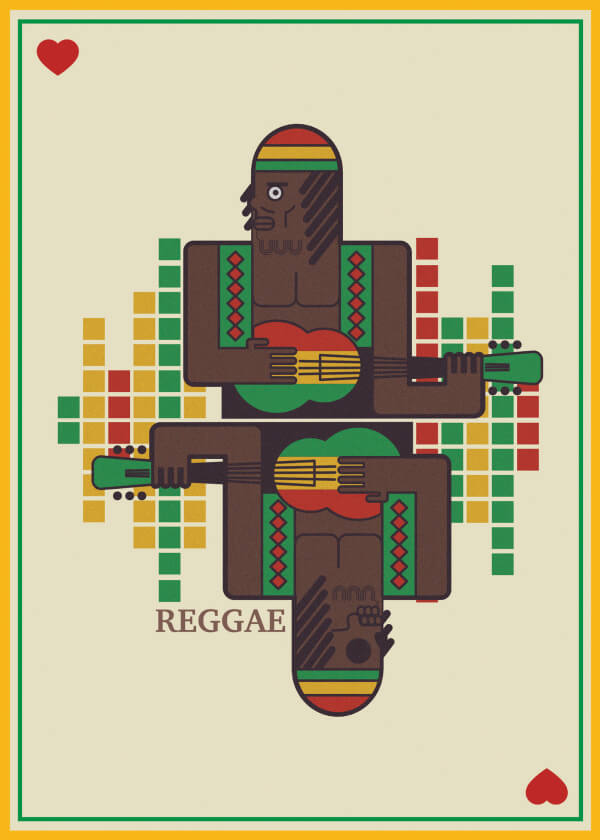 7 | Reggae love | Huan Wen - China