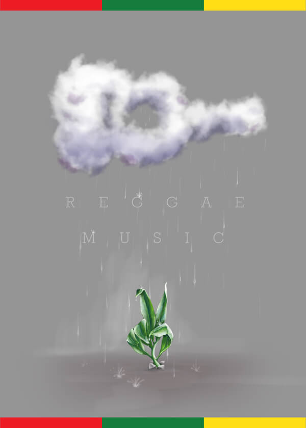 21 | Peace with Reggae music | Reza Shokri - Iran