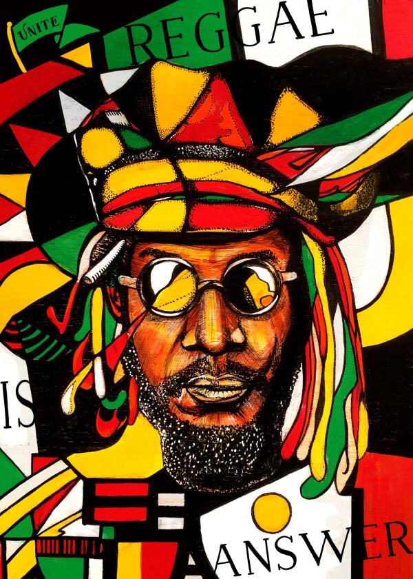 2015 winners – International Reggae Poster Contest