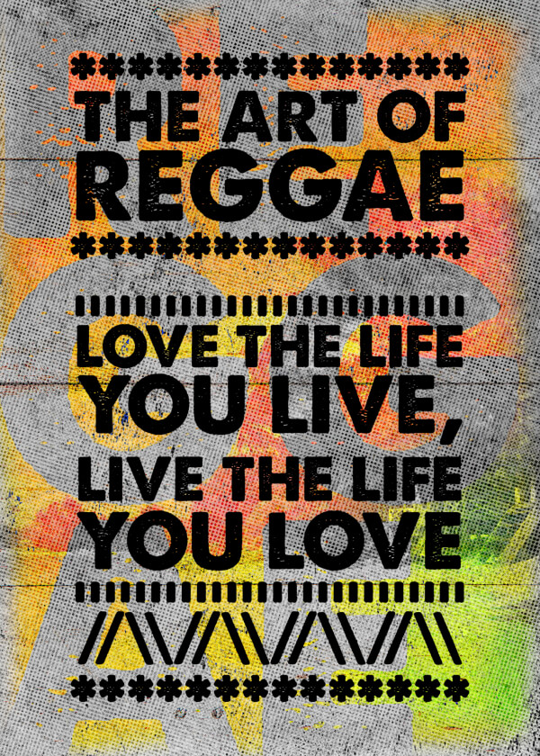 93 | The Art Of Reggae | Bradley Stewart - United Kingdom
