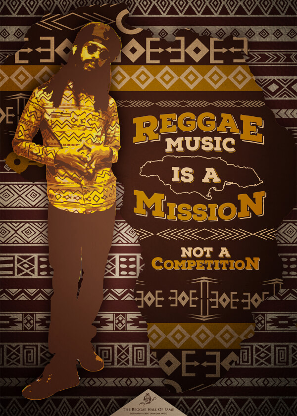 Reggae is a Mission  Angel de la Mata Cabrera – Spain
