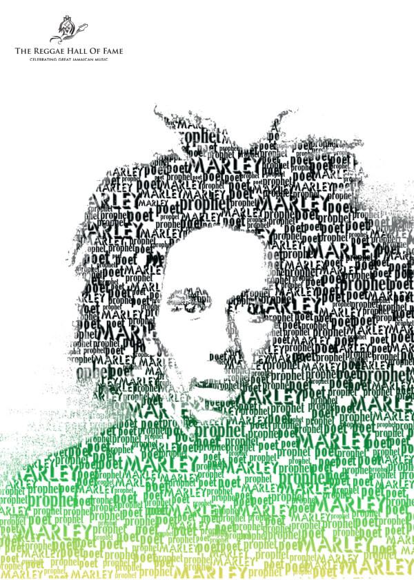 085 Bob Marley Poet Colleen Yessman United States