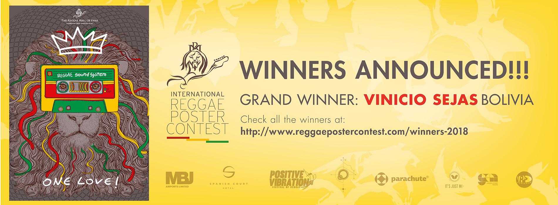 Winners Anounced