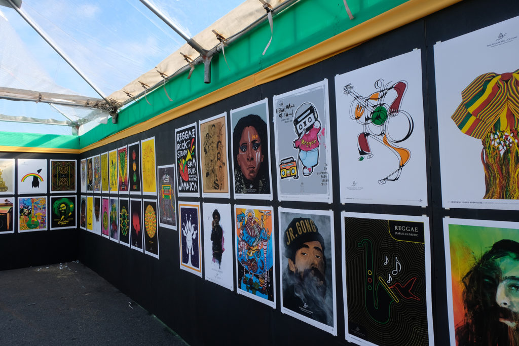 The 24th Art of Reggae Exhibition held in Montego Bay, Jamaica