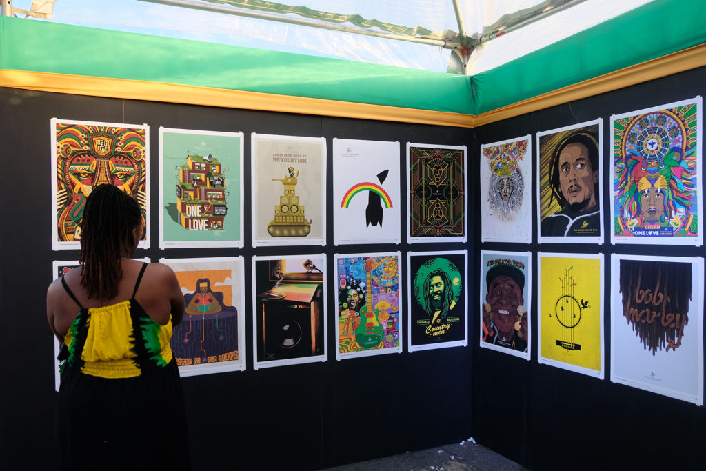 The 24th Art of Reggae Exhibition held in Montego Bay
