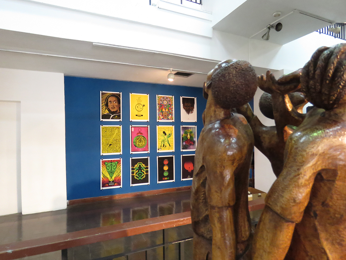 The 25th Art of Reggae Exhibition Comes Home To the National