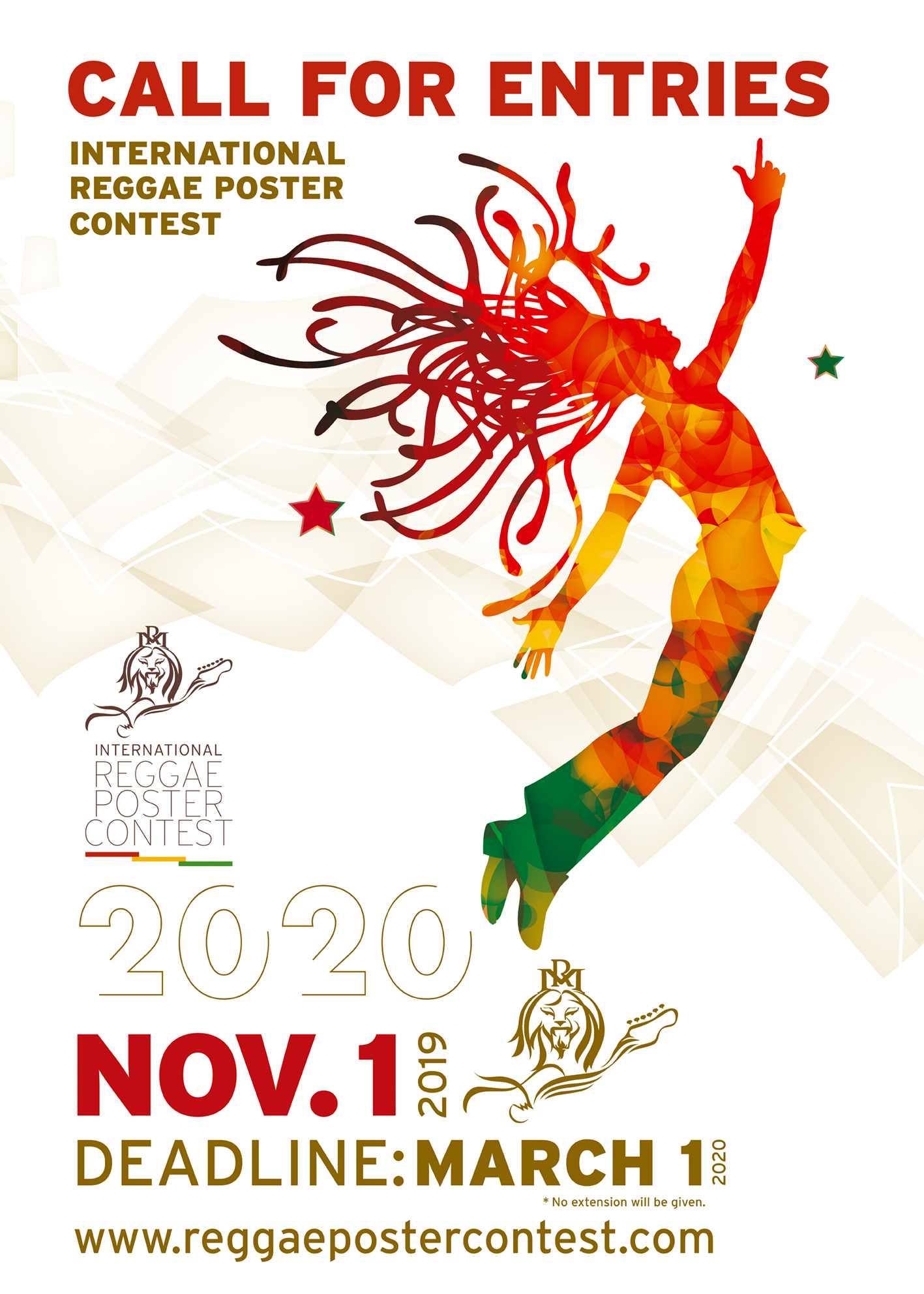 The International Reggae Poster Contest announces its 7th